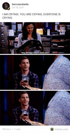 Brooklyn Nine Nine Watch Brooklyn Nine Nine, Brooklyn 9 9, Best Tv Shows, Favorite Tv Shows, Movies Showing, Movies And Tv Shows, Series Movies, Tv Series, Jake And Amy