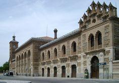 Estación de Toledo. 1919 . Obra del arquitecto Narciso Clavería. De estilo neomudéjar - Apfel51 - Trabajo propio