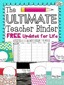One Stop Teacher Shop - Teaching Resources for Upper Elementary: Putting Together The Ultimate Teacher Binder Teacher Planner Free, Teacher Binder, Teacher Organization, Teacher Plan Books, Teacher Resources, Teacher Stuff, Teaching Ideas, Google Drive, Lesson Plan Binder