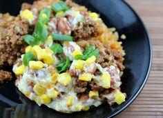 Southwestern Beef Casserole Recipe