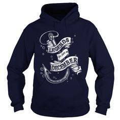Fishing Legend December ! Fising T-shirt, Funny T-shirt, Legend December T-shirt, Fishing Legend T-shirt