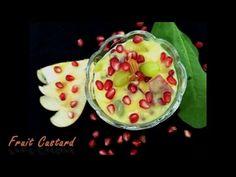 Fruit Custard - YouTube