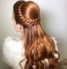 Easy Hairstyles, Hairdos, Creative Pictures, Hair Looks, Hollywood, Hair Styles, Makeup, Inspiration, Hunger Games