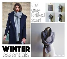 """""""Winter Essentials"""" by marianaypaula ❤ liked on Polyvore"""