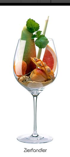 ZIERFANDLER: Aprikose, Ananas, Mandel, Mandarine (Schale), Blutorange, Mango, Zitronengras, Heu, Senfmehl