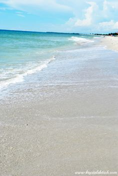 """Add Captiva Island to your """"to visit"""" list. The pristine beaches, beautiful shells, friendly locals, and fun restaurants make this a Florida favorite!"""