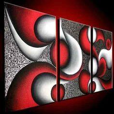 Cuadros Abstractos, pintura y decoración