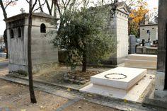 Tombe de Philippe Léotard, maintenant