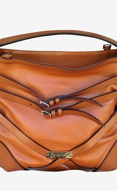 Burberry Prorsum Light Brown Handbag
