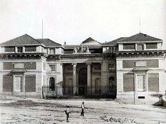 Museo del Prado en 1879. Madrid