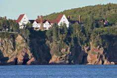 stay here!!!  breathtaking - keltic lodge, ingonish, nova scotia
