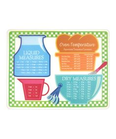 Another great find on #zulily! Measure of a Good Cook Cutting Board #zulilyfinds