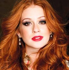 Beautiful color, beautiful hair