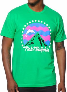 Pink Dolphin | Leaping Mountains