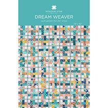 Missouri Star Quilt Company's Dreamweaver quilt could be a distant relative to the Moda Bake Shop Simply Woven. (http://www.modabakeshop.com/2012/10/simply-woven-quilt.html)