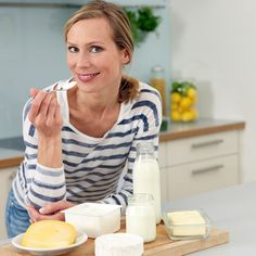 This Week's Get Fit Challenge: Cut Dairy From Your Diet