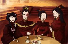 Fire Nation commish for DonLee by Isaia.deviantart.com
