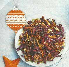 cranberry and cabbage