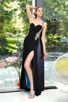 Prom Dress by Alyce Paris6080Jewels of the Night!