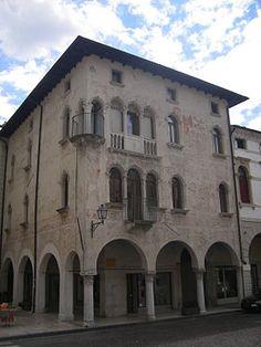 Conegliano, Vénétie, Italie