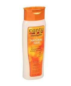 cantu shea butter cantu | For Natural Hair Sulfate Free Cleansing Cream Shampoo - PakCosmetics