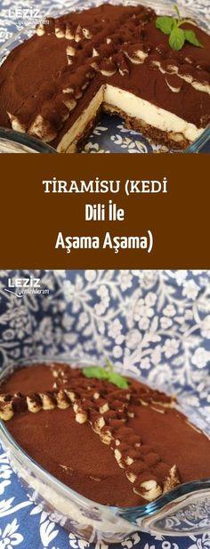 Tiramisu (Kedi Dili İle Aşama Aşama)