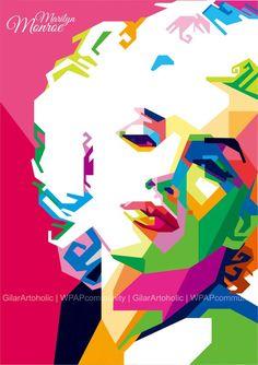 Marilyn Monroe by gilar666.deviantart.com on @deviantART