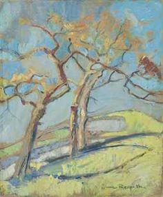 Anne Redpath, A.R.A., A.R.W.S., R.S.A. (1895-1965)   Borders ...