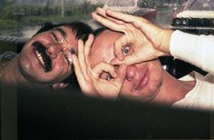 """Photo of Peter Erskine and Jaco Pastorius from Erskine's book """"No Beethoven"""" which was excerpted in the April 2014 issue of JazzTimes. James Jamerson, Peter Erskine, Maynard Ferguson, Aaron Copland, Jaco Pastorius, Diana Krall, The Soloist, Jazz Club, Could Play"""