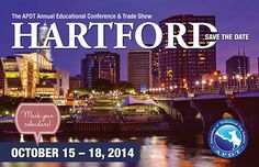 Connecticut!!! We'll be seeing you soon! In Hartford, CT at the Association of Professional Dog Trainers 2014!! Booth #124 to be exact  #zymox #apdt2014