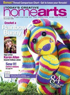 Rainbow bunny link to free pdf pattern :http://www.knitting-warehouse.com/free_knitting_patterns/rainbow_bunny.pdf.