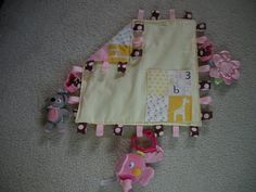Homemade Baby Shower Gifts | Welcome to the Mad House: Homemade Baby Shower Gifts