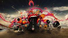Loud Concert 1080p HD Wallpaper Musichuh