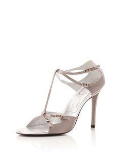 Roger Vivier Women's T-Strap Sandal