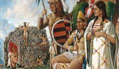 El emperador era asistido por numerosos consejeros, por lo general todos miembros de la familia real, sacerdotes, experimentados jefes militares y el cihuacoatl (mujer serpiente).