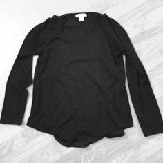Cute Liz Claiborne Sweater with Cami Lining Cute shrug sweater with attached black Cami Liz Claiborne Sweaters Shrugs & Ponchos