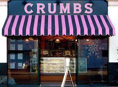 Crumbs Bake Shop, NYC