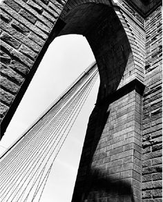 HORST HAMANN- bridge #abstract #photography