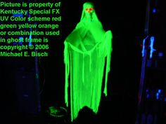 1000 images about halloween ghost decorations and props for Animated floating ghost decoration