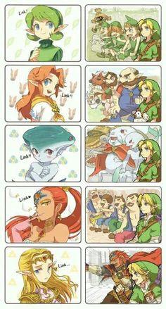 Midna - Zelda was pretty?