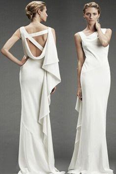 White-Asymmetric-Design-Sexy-Wedding-Dress-LC60320