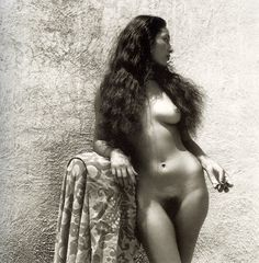 Nievis (model of Diego Rivera) by Fritz Henle 1943