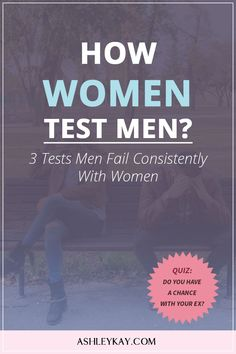 How Women Test Men - 3 Tests Men Fail Consistently With Women Casual Relationship, Secret Relationship, Sarcastic Quotes, Funny Quotes, Ginseng Benefits, What Women Want, Coping With Stress, Emotional Connection, Love Advice