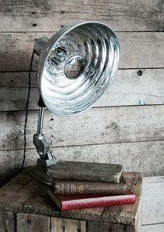 British Table Light by Pifco