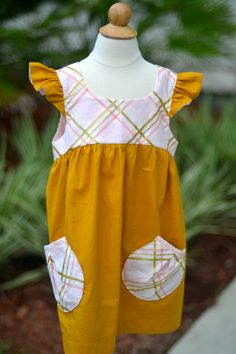 Goldilocks Maggie Dress by Sweet Janes clothing