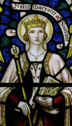 Image result for Free pictures of St. Margaret of Scotland and St. Gertrude