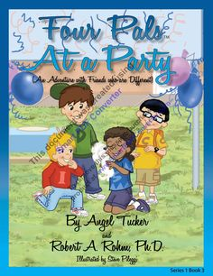 This is book 3 in series 1 and it highlights Summer, our sweet S personality type. Summer doesn't want just any birthday party. She wants a different kind of party! See what she wants and how each of the friends respond differently to this idea based on their personality types! These fun adventures are written for ages 3-9 and can be purchased individually or as a set. www.personalityprofiles.org