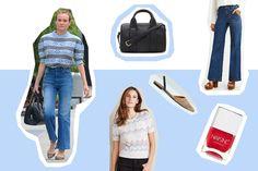 Cómo vestir con estilo para estos días de tiempo cambiante por Diane Kruger