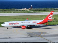 Air Berlin D-ALPI Airbus A330-223 aircraft picture