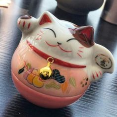 maneki-neko/lucky cat is available at Department Golden Pineapple Please PM/emails us for further info Maneki Neko, Beauty Shop, Piggy Bank, Fathers Day, Pineapple, Chokers, Necklaces, Concept, Cats